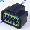 10poles female auto waterproof connector
