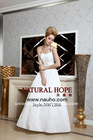 Crazy Hot 2012 new arrived bright and charming wedding gown NW1208