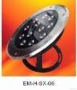 The latest of underwater lamp