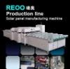 Full automatic laminating machine for solar PV module