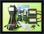 Hid kit with H4 lamp