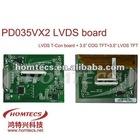 "3.5"" TFT LCD LVDS Board"