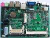 2COM+VGA+VGApins+LVDS+TVOUT+1MiniPCIE+1DDR2DIMM1IDE+1CFslot+2SATA+8USB2.0+Pins for keyboard MINI ITX motherboard