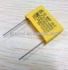 X2 metallized polypropylene film capacitor 0.33 UF 275V330NF