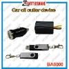 USB alarm Car immobilizer oil cutter device