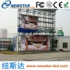 P10 outdoor led advertising panel