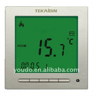 TKB602E..Programmable thermostat with backlight
