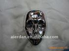 EVA monochrome halloween mask