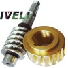 alll kind of brass worm gear for reducer or motor