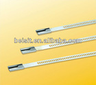 UL Stainless Steel Cable Ties PVC Coated