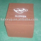 Morden T/C silk printed foldable storage box with lid