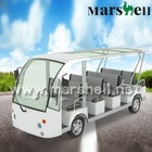11 Seater luxury mini bus DN-11 with CE certificate from China