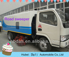 Top Dongfeng 5 cbm new sweeper truck