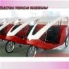 Pedicab rickshaw for Taxi