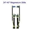 """Magnesium Stilts 24""""-40"""""""