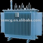 Full-sealed Distribution Transformer