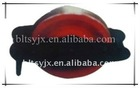 10T Red and black pulley block