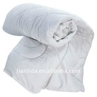 high quality white goose down quilt