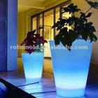 OEM service, rotational moulding LLDPE flowerpot plastic PE