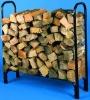 Medium Conduit Style Outdoor Firewood Rack JW1803