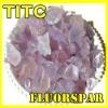 fluorspar lump calcium fluorite CaF2 80-90% Tianjin China Mongolia
