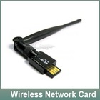 EDUP MINI High Power 11N 54M wifi Wireless Lan USB Network wireless adapter Card Antenna