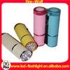 Aluminum Led Flashlight,Mini Aluminum Torch,OEM Aluminum Torch Light Manufacturer & Supplier & Exporter