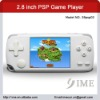 2.8 inch handheld pmp game player,4G,8G,16G