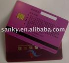 SLE5542 Contact IC Card