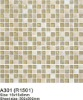 Glass mosaic crystal mosaic SA301 mix colour