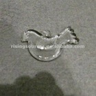 cute high grade bird shaped crystal pendant for chandelier