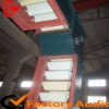Heavy Duty Z Shaped Bucket Grain Chain Conveyor