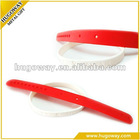 2012 colorful printed silicone slap wristband with cheap price
