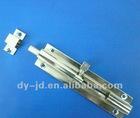 brass straight barrel bolt chrome plated bolts