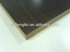 FENGLIN colored melamine mdf board