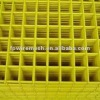 pvc yellow coated welded wire mesh