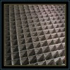 Electro galvanized 6x6 concrete reinforcing welded wire mesh