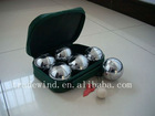 6pcs boules set/Jeu De Boules Sets /Boule Ball Set/Petanque set/Bocce ball set
