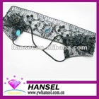 hair bands for women knitted hair bands with flower adult hair bands
