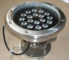 18w watt RGB LED Underwater Lights