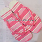 2013 Summer Fashion Ladies PE Flip Flop