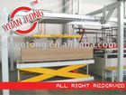 Short cycle press line
