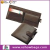 Cow leather wallets for men