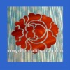 Bright Color Metal Nickel Sticker