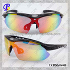 Coolest Cycling glasses with soft nose pad