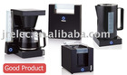Coffee Maker/2 Slice Toaster/Sandwich Maker/Electric Kettle/4 in 1 Breakfast/Morning Set 4 in 1