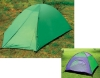 camping tent outdoor tent double layer tent for 3 person