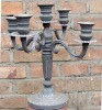 Candle holder, Candelabra, Home Decoration, Metal Crafts