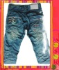 Men's popular hot sell jeans