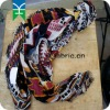 Womens tribal pattern printed scarf for accessory